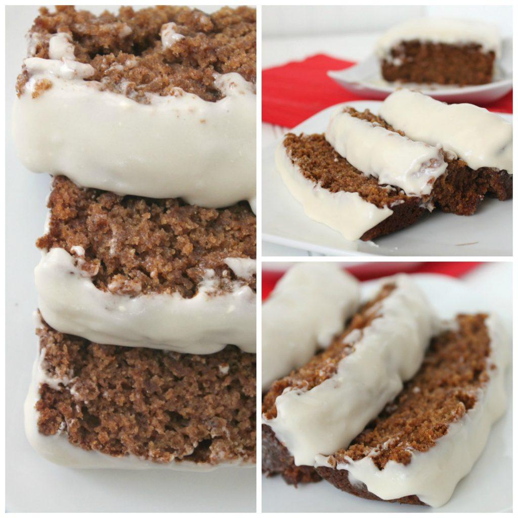 Gingerbread Loaf 6