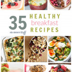 HealthyBreakfastCollage