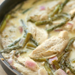 Skillet Creamy Lemon Chicken