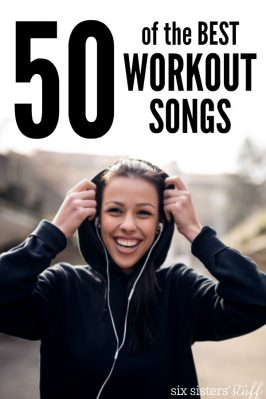 50 Top Workout Songs
