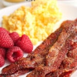 Brown Sugar and Black Pepper Bacon