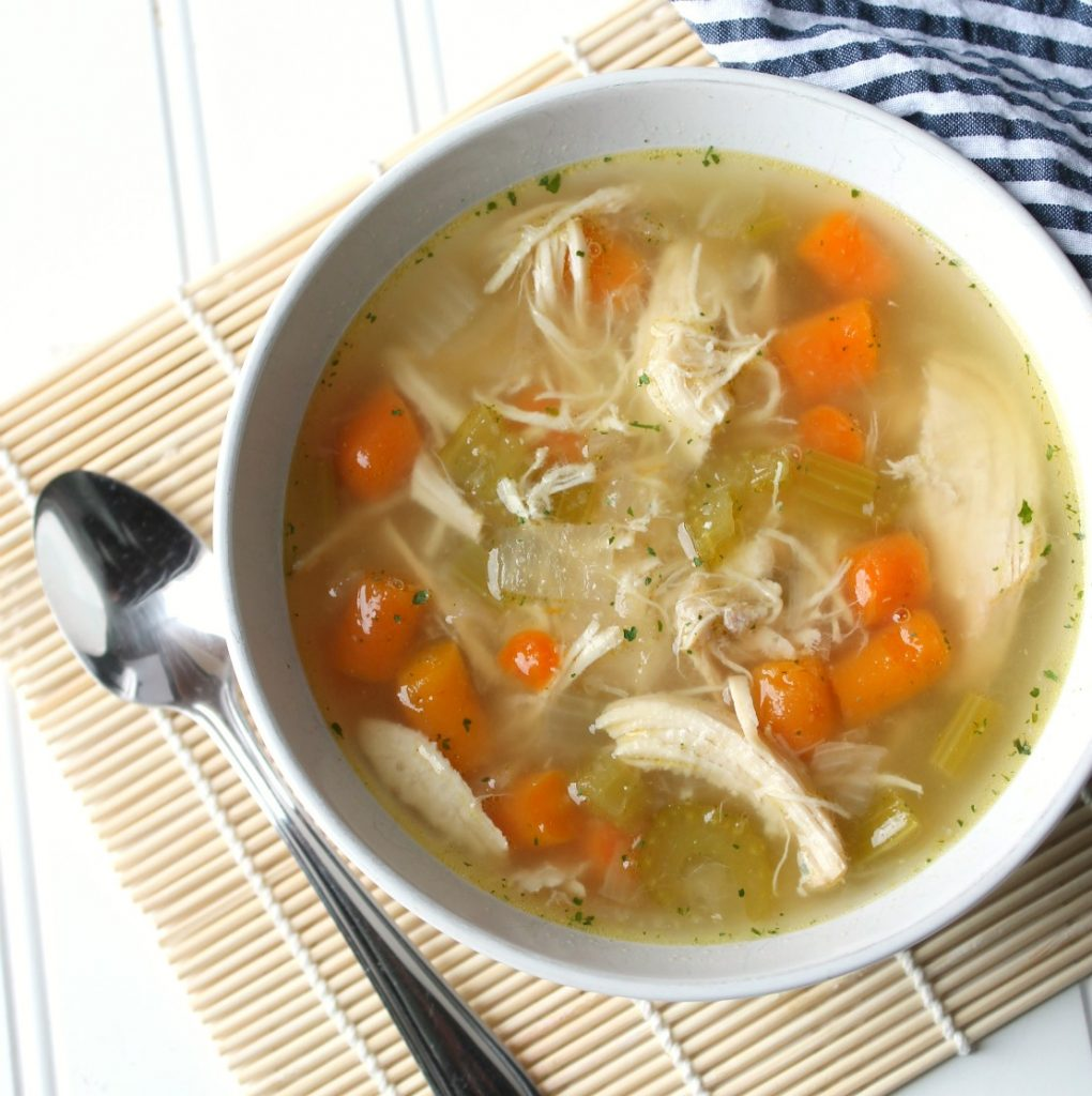 Instant Chicken Soup