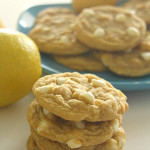 Lemon Cheesecake Pudding Cookies on SixSistersStuff
