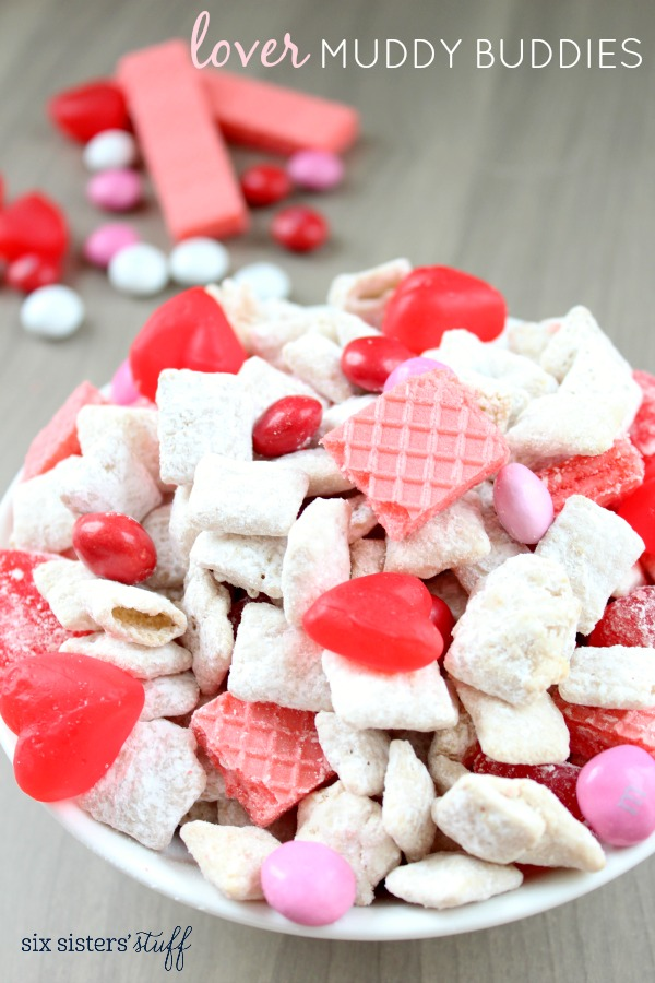 Lover Muddy Buddies Recipe