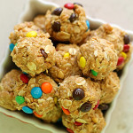 Peanut Butter Balls on SixSistersStuff