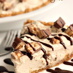 Snickers Bar Pie