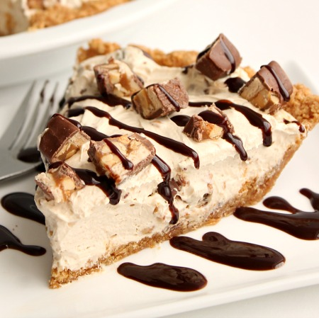 Snickers Bar Pie 2