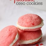 Strawberry Valentine Oreo Cookies 2