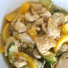 Teriyaki Chicken and Zucchini Stir-Fry Recipe from SixSistersStuff.com