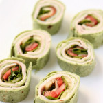 chicken pinwheels six sisters lunch idea