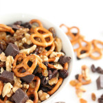 dark chocolate trail mix