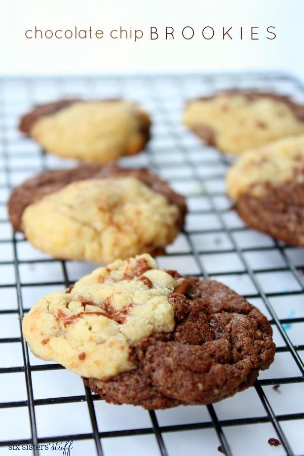 Chocolate Chip Brookies Recipe