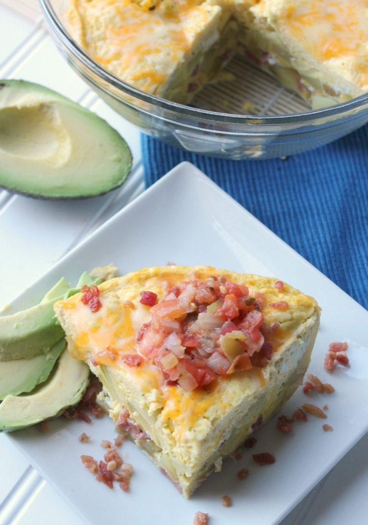 Instant Pot Egg Casserole 2