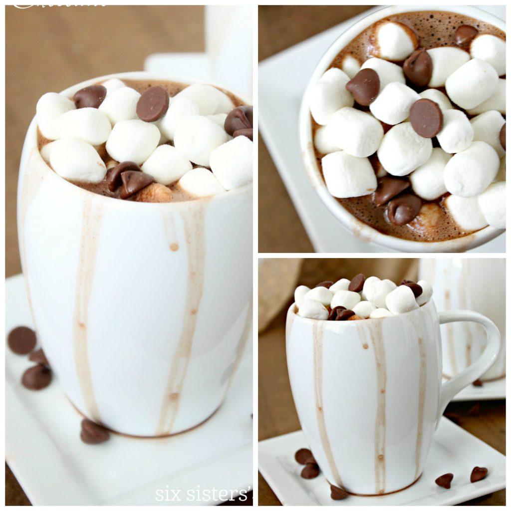 Nutella Hot Chocolate 8