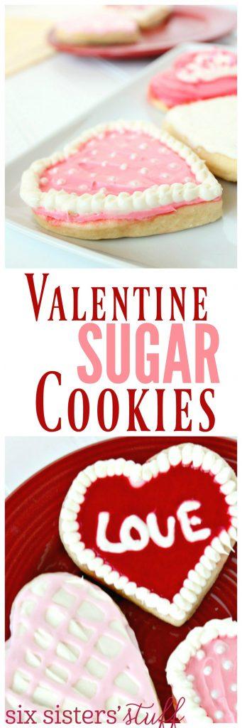 valentines sugar cookies 11