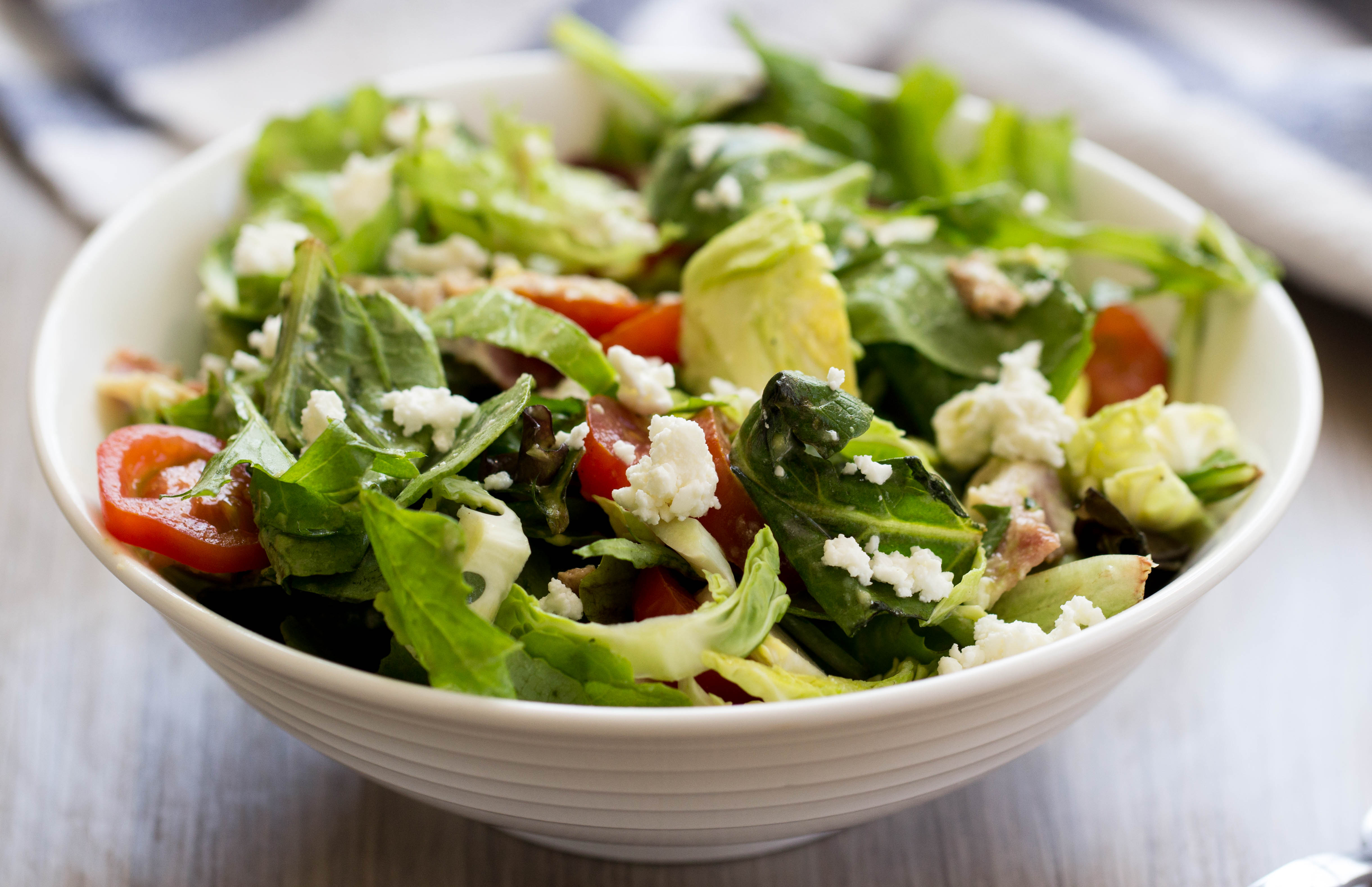 Bacon and Brussels Sprout Salad Recipe