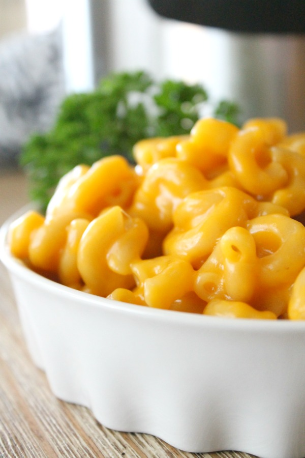 Instant Pot Mac and Cheese 1