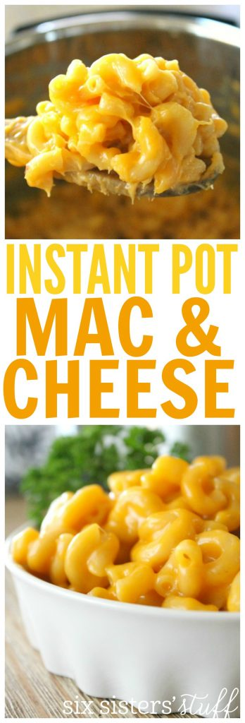 Instant Pot Mac and Cheese 3