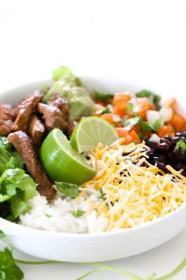 Steak Burrito Bowl