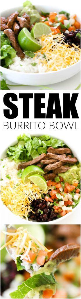 steak burrito bowl pin