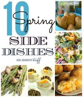 10 Spring Side Dishes