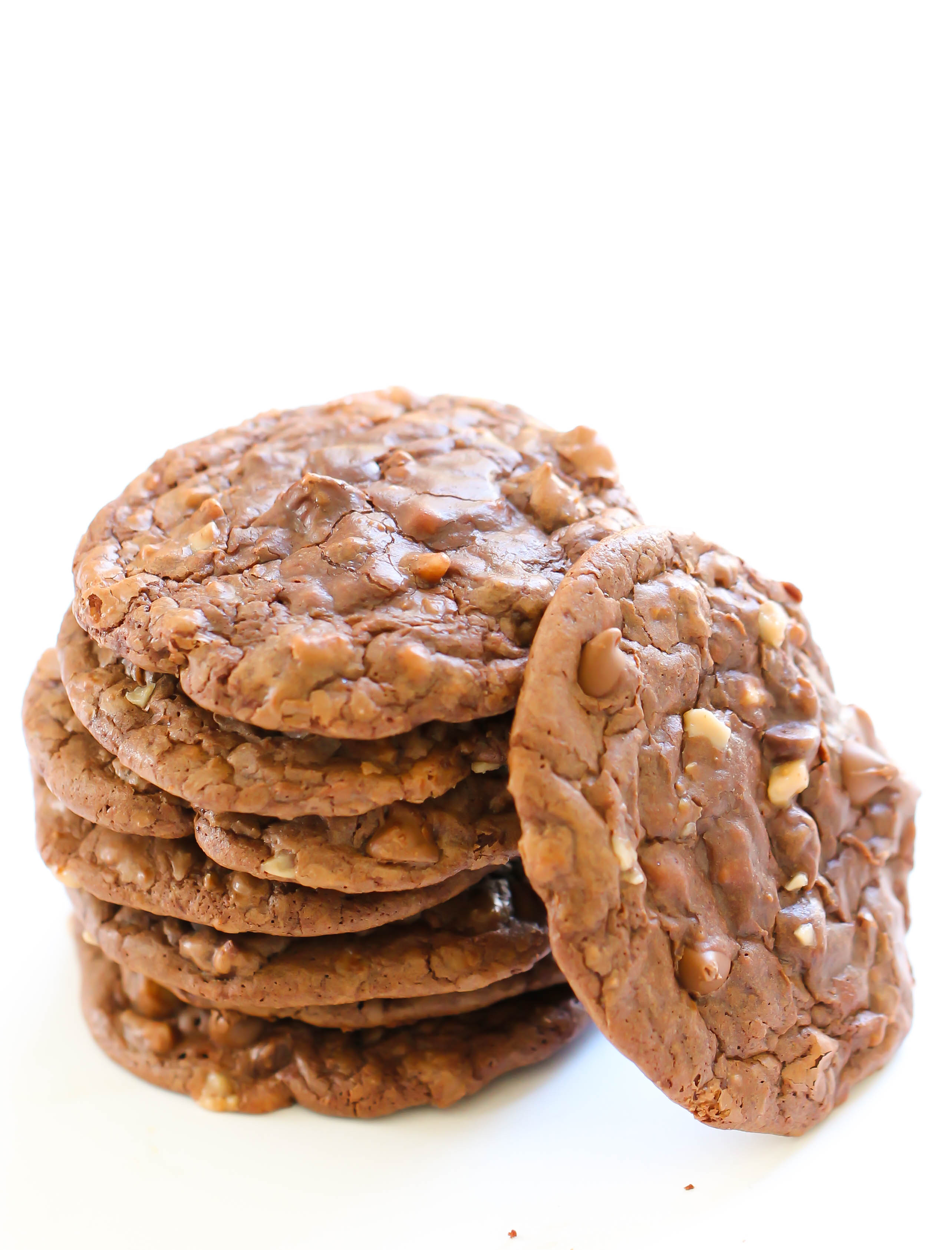 Chewy Chocolate Toffee Cookies Recipes