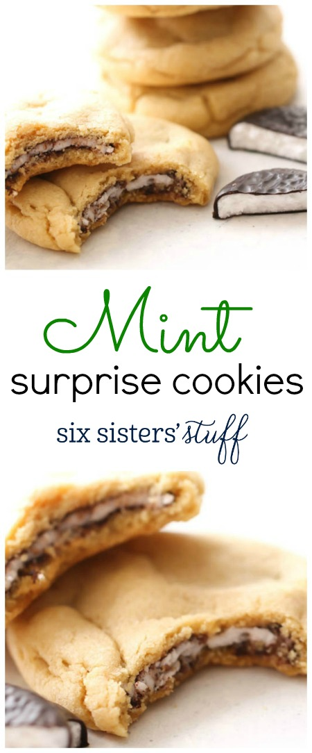 Mint Surprise Cookies 3