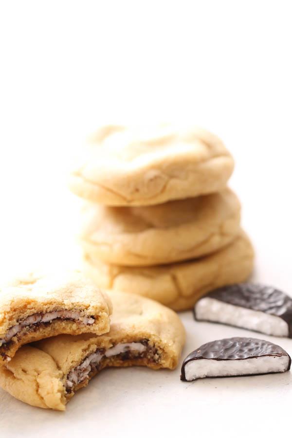 Mint Surprise Cookies Recipe