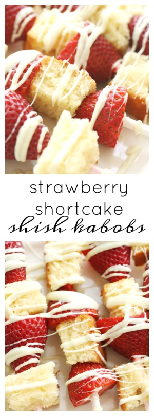 Strawberry Shortcake shish kabobs pin