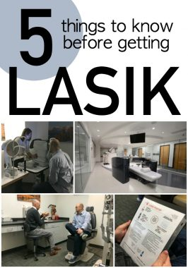 5 Things To Know Before Getting LASIK Eye Surgery