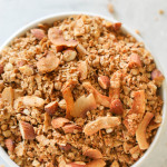 Almond Butter Granola (2 of 4)