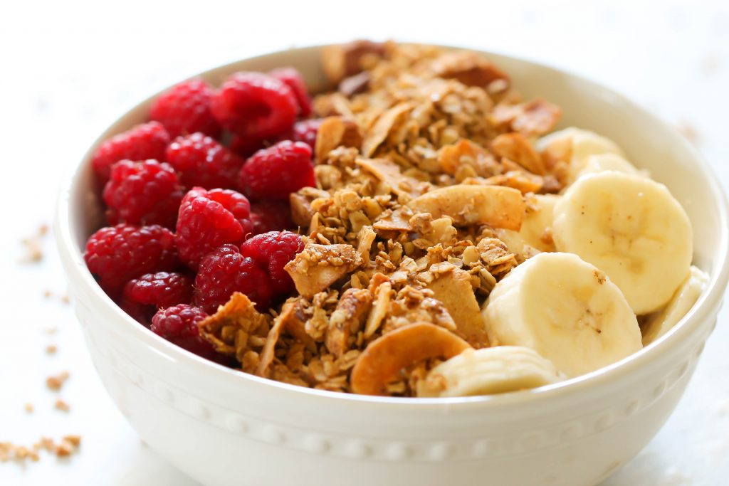 Almond Butter Granola (4 of 4)