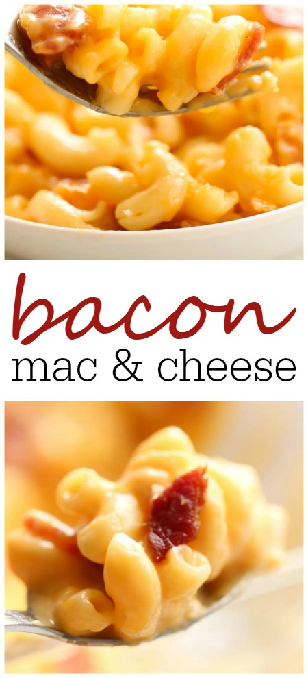 Bacon Mac and Cheese 3