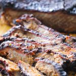 Easy Smoked Brisket 2