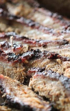 easy smoked brisket - beef brisket everyone loves!