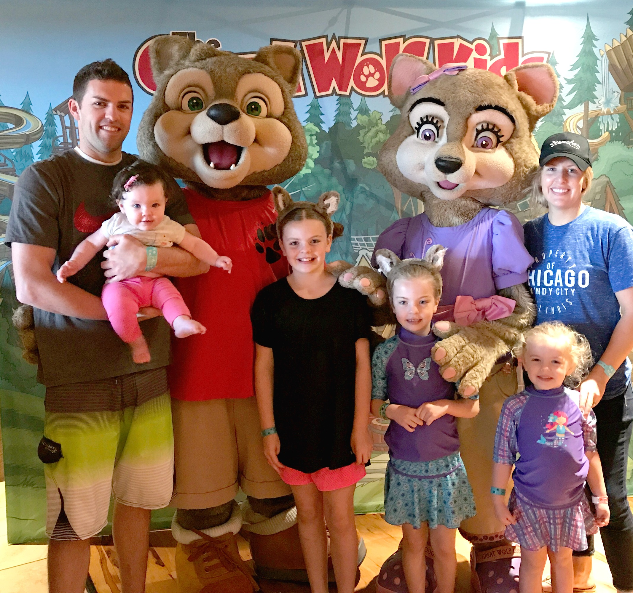 Great Wolf Lodge: The Perfect Family Getaway