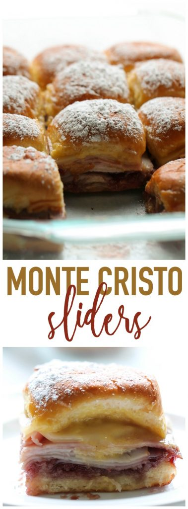 Monte Cristo Sliders from SixSistersStuff.com