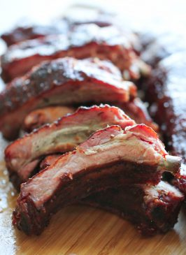 Easy Smoked BBQ Ribs