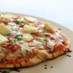 Smoked Hawaiian Pizza