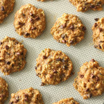 Zucchini Oatmeal Cookies on Tone-and-Tighten