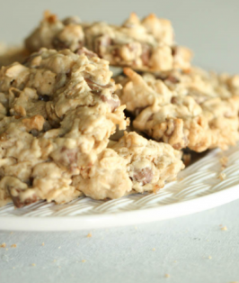 Oatmeal Coconut Dream Cookies