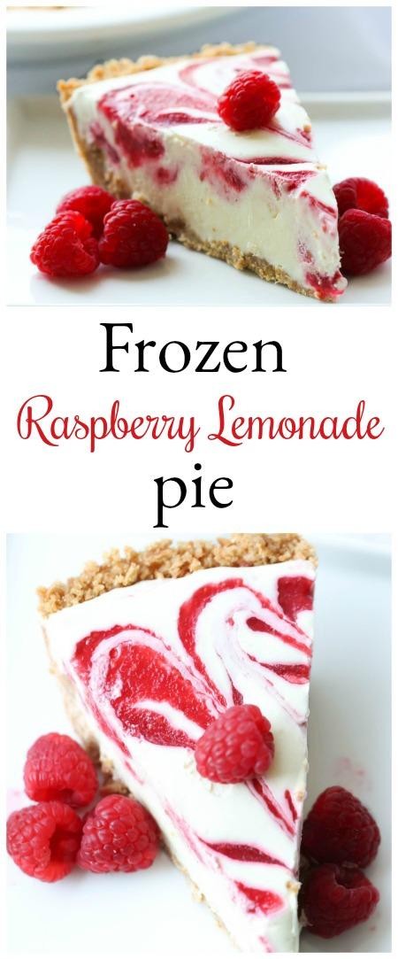 Frozen Lemonade Pie 3