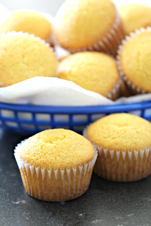 Copycat Famous Dave's Cornbread Muffins Recipe