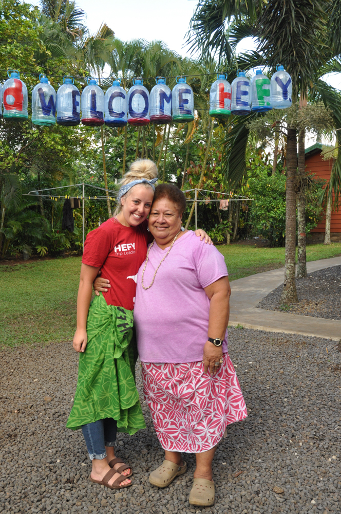 A Summer of Service with HEFY | Six Sisters' Stuff