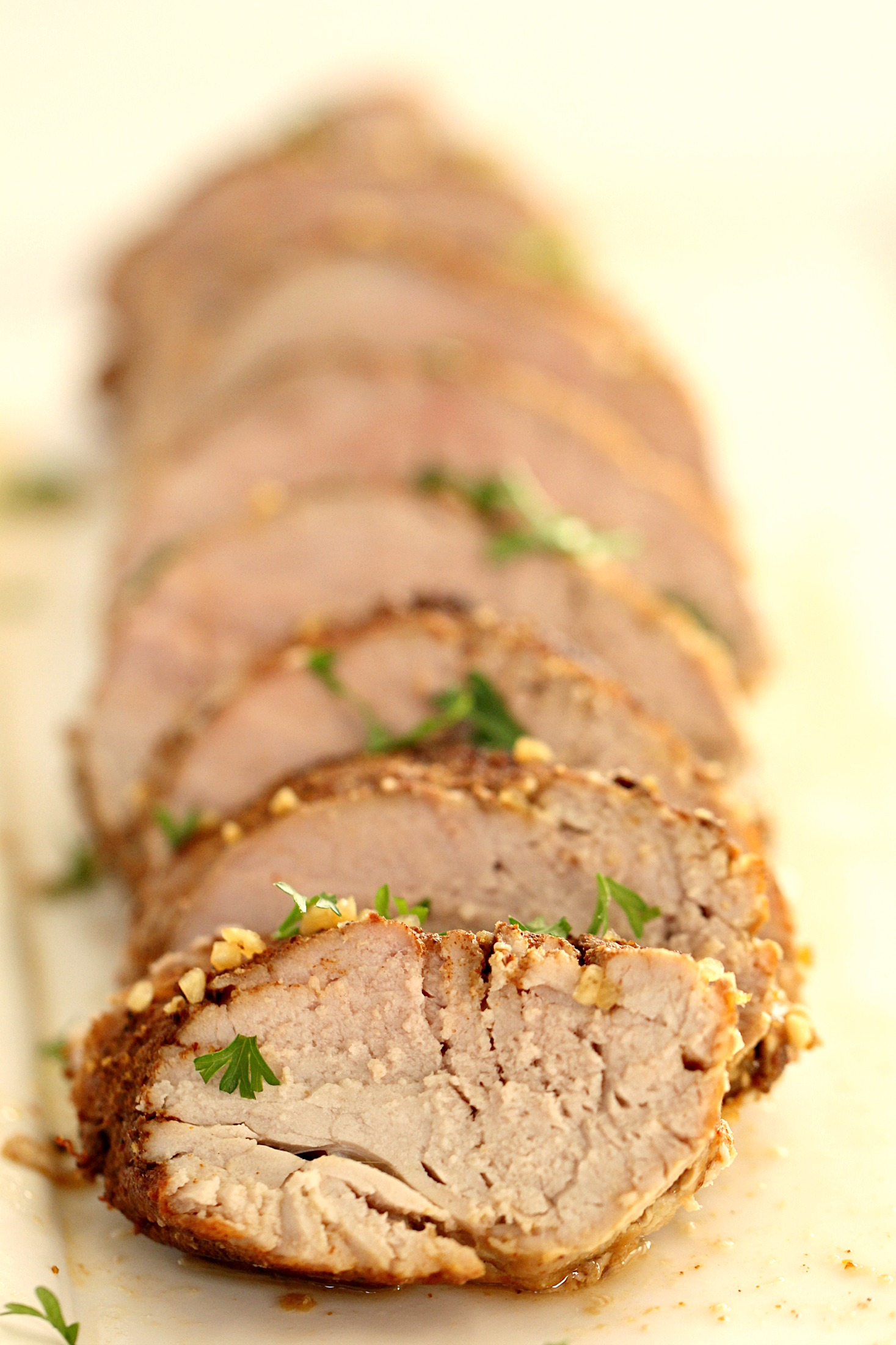 Sweet and Spicy Pork Tenderloin Recipe