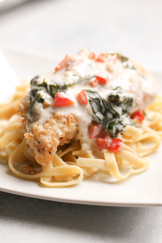 Tuscan Garlic Chicken Recipe