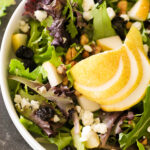 Walnut Pear Salad