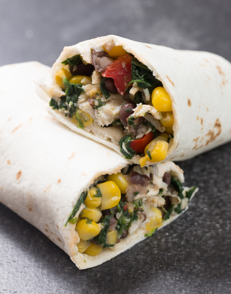 Southwest Wraps Recipe