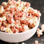Red Velvet Popcorn Recipe