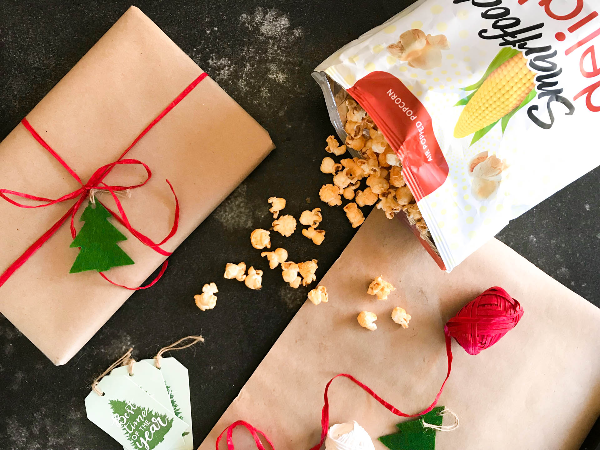 Holiday Snacks to Feel Good About